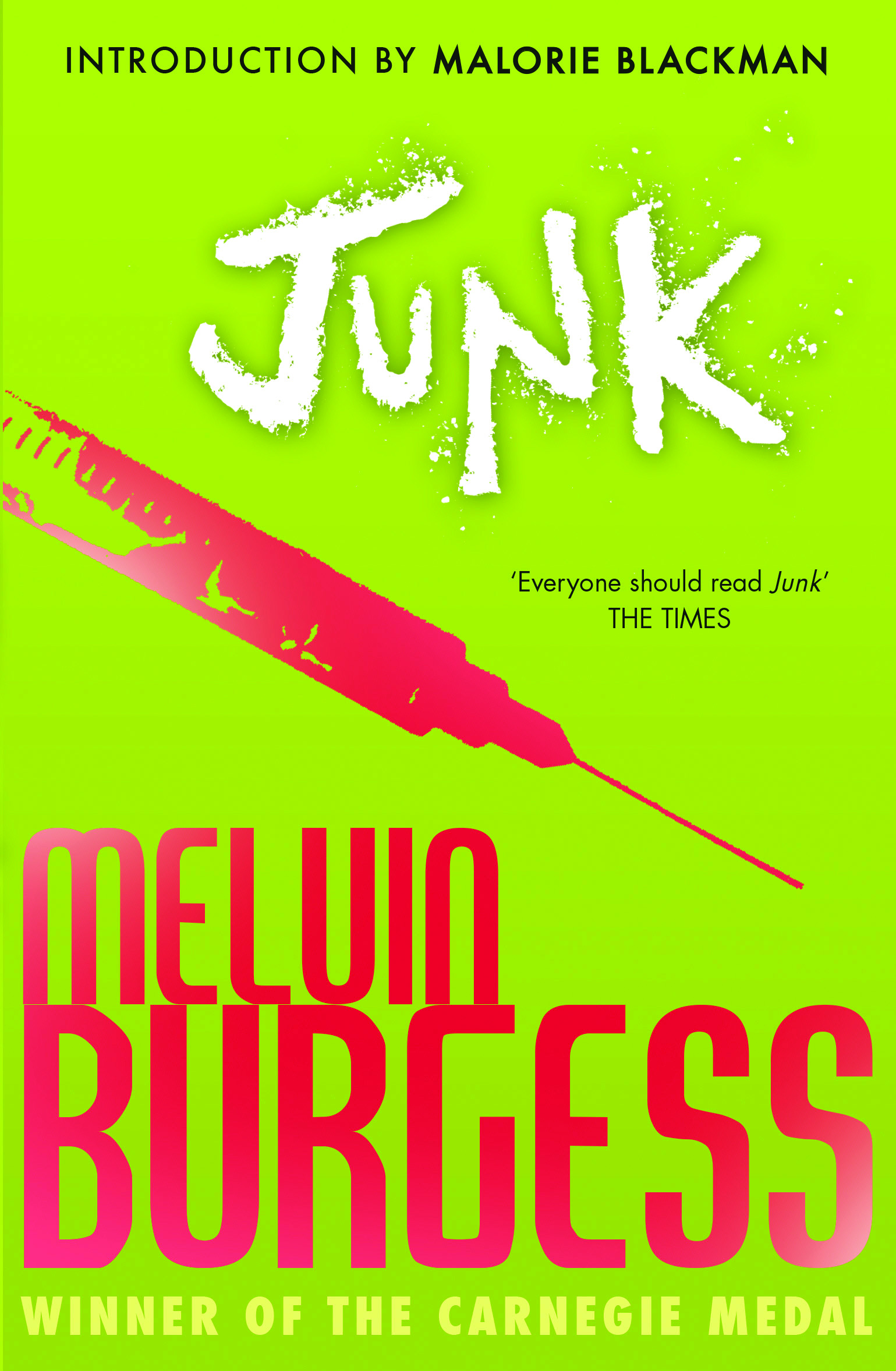 what is junk by melvin burgess essay Melvin burgess acknowledged that junk would push the boundaries of what is considered writing for young people discuss how and why junk divided opinions.