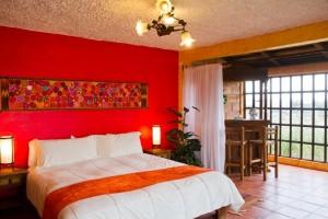 Las-Ventanas-Rancho-Las-Cascadas bedroom